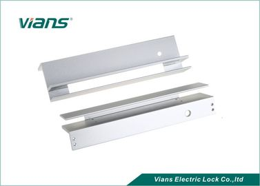 Glass Mounting Brackets 280KG F Brackets For Glass Door Magnetic Lock