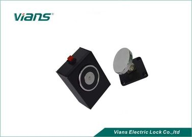 ประเทศจีน Floor Mount Electric Magnetic Door Holder , Fire Alarm Door Holder For All Doors โรงงาน