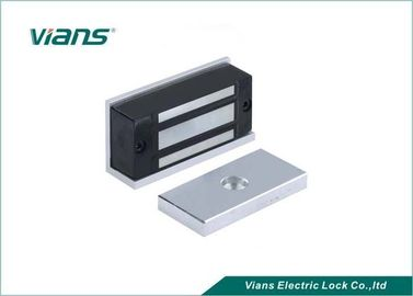 Led Magnetic Cabinet Lock , Mini Electromagnetic Locker Lock For Glass Door