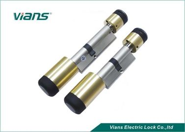 Smart Lock Cylinder with Bluetooth AES Encryption for Tranditional Mechanical Lock